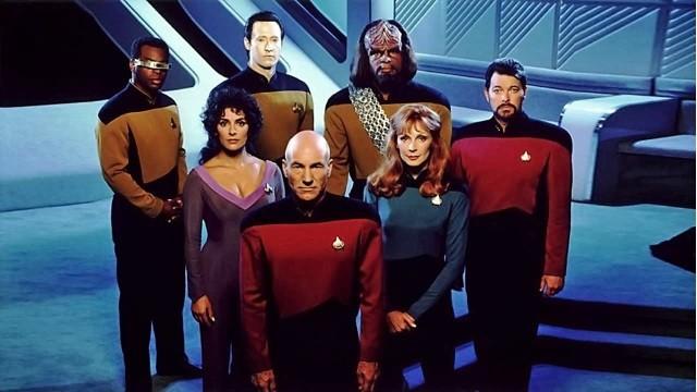 Crítica: Star Trek: Next generation (1987 - 1994)
