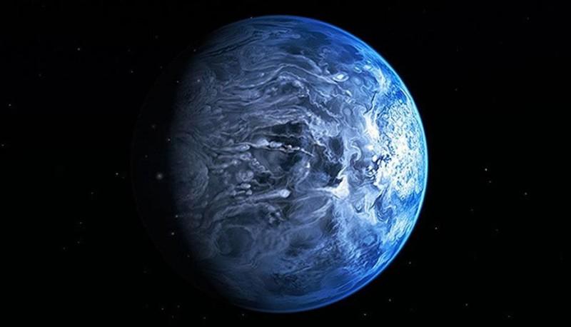 Tipos de lluvia en otros planetas
