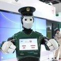 Los robots policías ya patrullan las calles