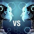 Enfrentan a dos inteligencias artificiales