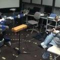Robot que improvisa música con humano