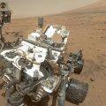 Hallan agua abundante en la superficie de Marte