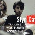 Styncat, webserie Ci-Fi, humor negro y acción