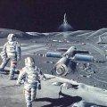 Base lunar permanente para el 2020