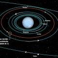 Hallan la luna número 14 de Neptuno