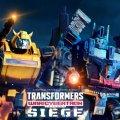 OPINIÓN Transformers la guerra por Cybertron: Asedio