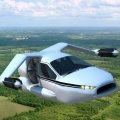 Terrafugia TF-X: el primer coche volador híbrido