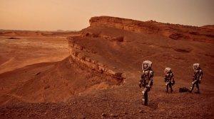 Los problemas de vivir en Marte