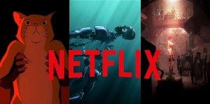 Serie Love,  Death & Robots - Antología animada Netflix