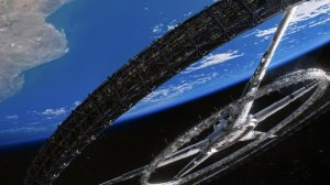 Cuando construiremos una estación orbital gigante como Elysium