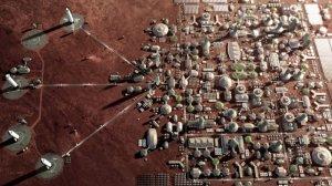 Ahora en serio: ¿Cómo pretenden colonizar Marte?