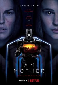 "Opinión de ""I am mother"" sin spoilers (IA vs IB)"