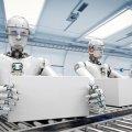 Robots: ¿Nos liberarán de tener que trabajar?