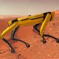 Exploración de marte: El perro robot de Boston Dynamics en Marte