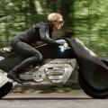 Motorrad Vision Next 100, la moto del futuro