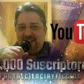 Celebración de los 50.000 suscriptores en Youtube