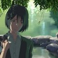 "Anime ""The Garden Of Words"", 31 Mayo 2013"