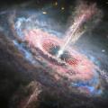 Tsunamis cósmicos capaces de arrasar galaxias enteras