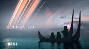 Serie Fundación - Estreno 2021 en Apple TV+